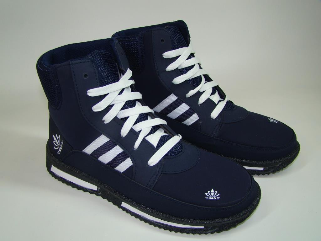 Ботинки зимние мужские Lenase МБ22 (41-45р) код 10013
