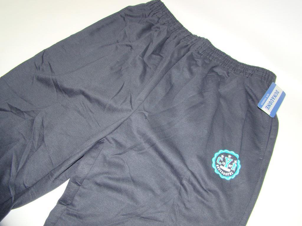 Спортивные штаны Dunauone Y-4434-K трикотаж (M-3XL) код 6034