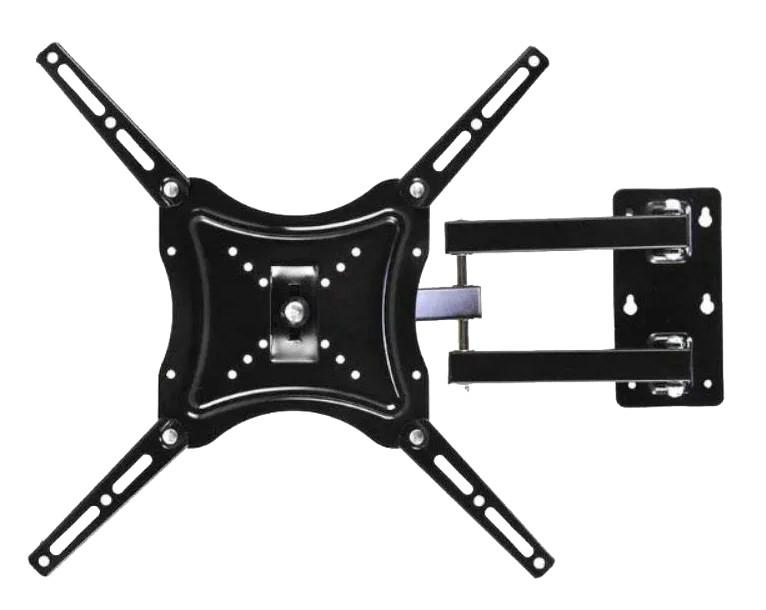 """Настенный кронштейн для телевизора с диагональю 14"""" - 55"""" Home Design 14-55 HDL-117B-2, черный"""