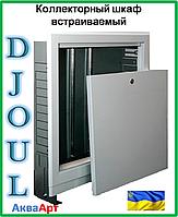Шкаф коллекторный встраиваемый 610х670х120 5-7 выходов