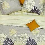 Комплект постельного белья ранфорс 19027 ТМ Вилюта, фото 2