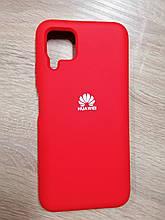 Чехол Huawei P40 Lite Original Full Case Red