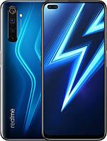 Смартфон Realme 6 Pro 8/128GB Lightning blue, фото 1