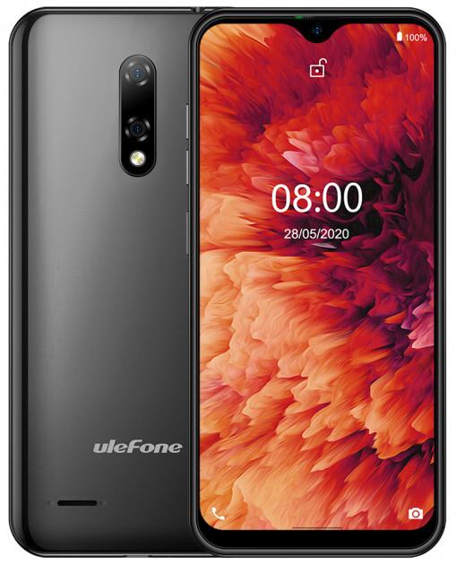 Смартфон Ulefone Note 8 2/16GB Black