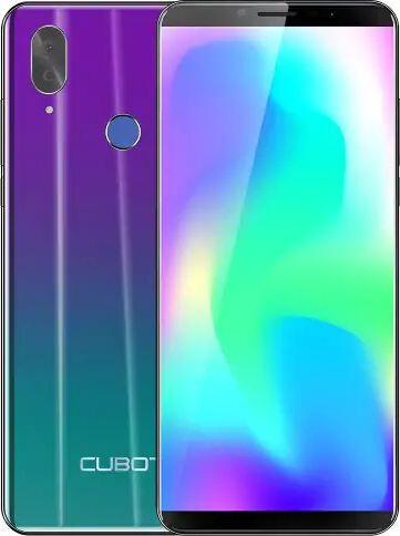 Смартфон Cubot X19S 4/32GB Green