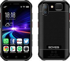 Защищенный смартфон Land Rover S10 (Soyes S10) 3/32GB Black (Global)