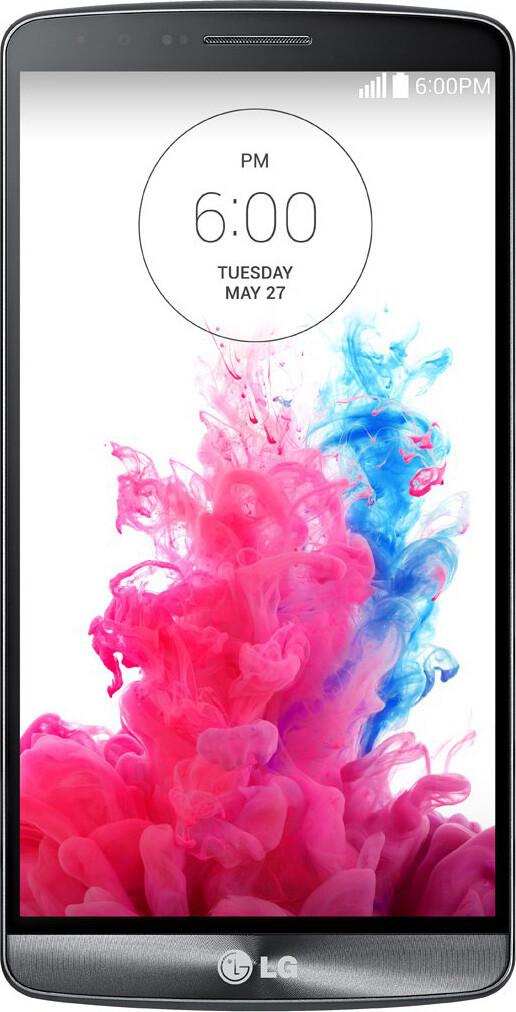 Смартфон LG G3 (D850) 1SIM 3/32GB Black