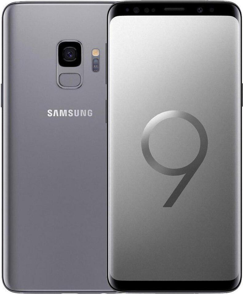 Смартфон Samsung Galaxy S9 (64gb) SM-G960U Gray