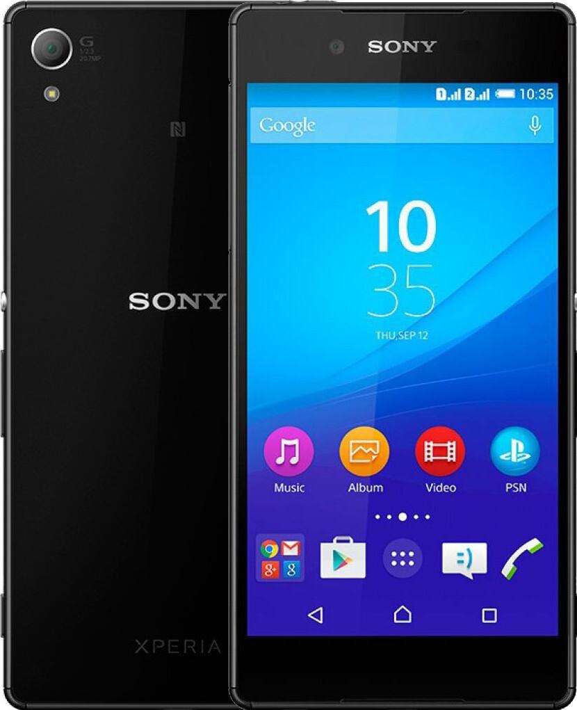 Смартфон Sony Z4 E6553 Black Refurbished