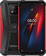 Защищенный смартфон Ulefone ARMOR 8 4/64Gb NFC Red (Global)