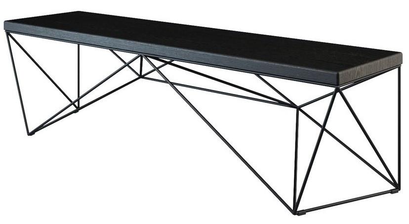 Скамья Massless TM Levantin Design