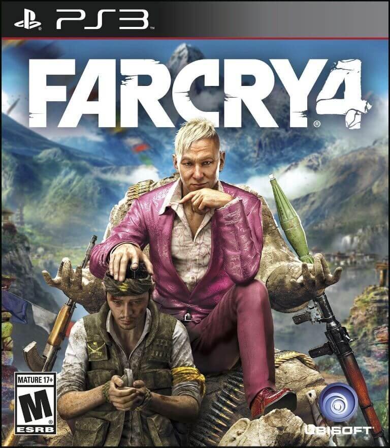 Игра для игровой консоли PlayStation 3, Far Cry 4 (БУ)