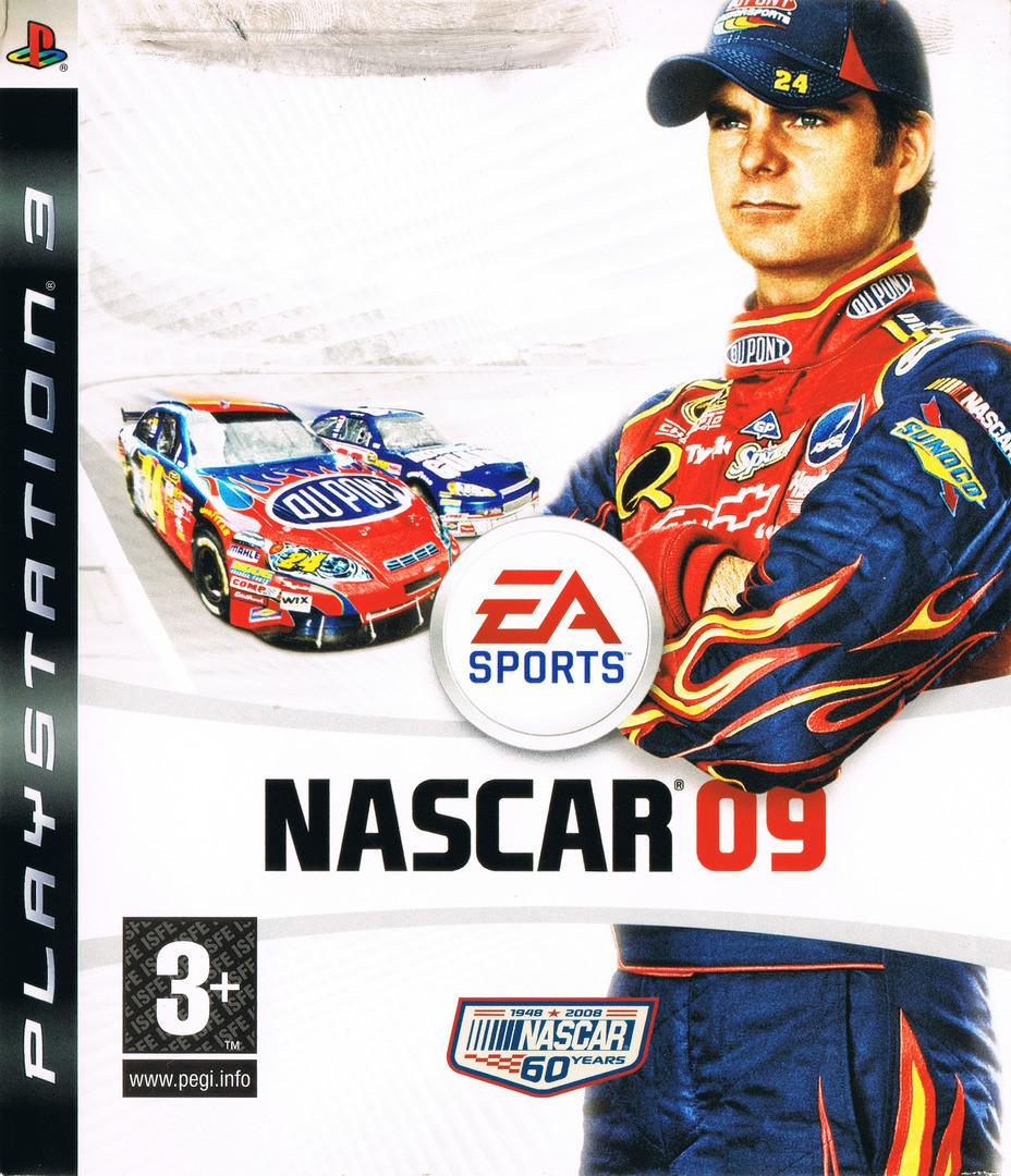 Игра для игровой консоли PlayStation 3, NASCAR 09 (БУ)