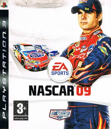 Игра для игровой консоли PlayStation 3, NASCAR 09 (БУ), фото 2