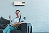 Електричний обігрівач на стіну, тепловентилятор Картина, фото 8