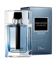 Dior Homme eau for Men Dior eau de toilette 100ml