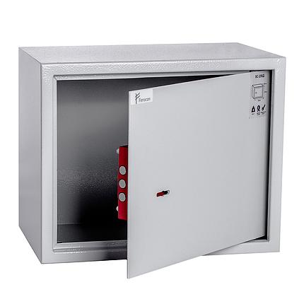 Мебельный сейф Ferocon БС-25КД.7035, 250х310х200, 4.3 кг, фото 2