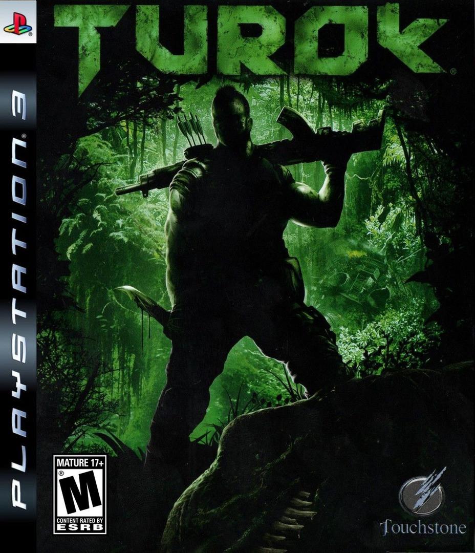 Игра для игровой консоли PlayStation 3, Turok (БУ)
