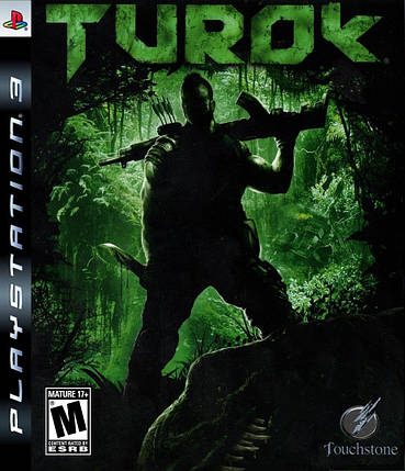 Игра для игровой консоли PlayStation 3, Turok (БУ), фото 2