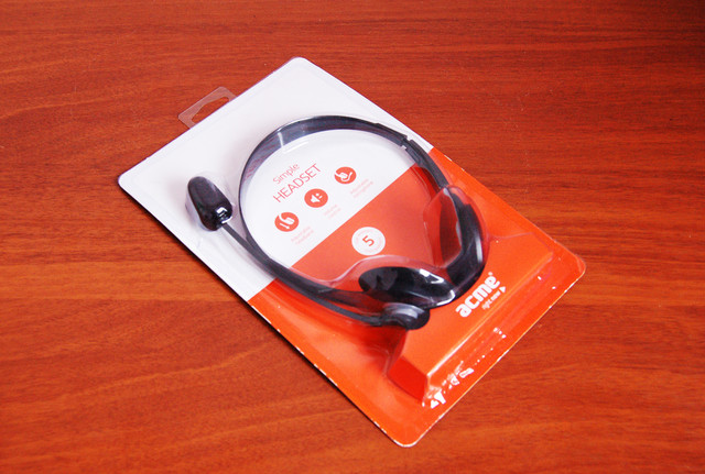 Наушники с микрофоном Acme CD 602 купить, Наушники с микрофоном купить, Acme CD 602 купить, Наушники Acme CD 602 купить