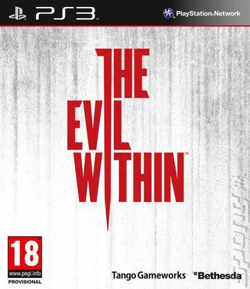 Игра для игровой консоли PlayStation 3, The Evil Within (БУ)