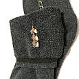 Носки мужские зимние теплые Житомир серые размер 42-45, фото 3