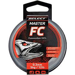 Флюорокарбон Select Master FC 10m 0.40mm 20lb/8.9kg