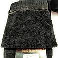 Носки мужские зимние махровые черный Lomani 43-45 размер, фото 4