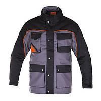 Куртка робоча утеплена PROFESSIONAL OC LON. Зимова куртка робоча. Зимовий спецодяг.