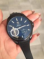 Часы мужские наручные Tag Heuer Grand Carrera Pendulum All Black / реплика ААА класса / Видеообзор, фото 3