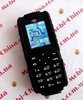 Телефон LAND ROVER XP3300 - 2 Sim, 12000 mAh power bank, фото 1