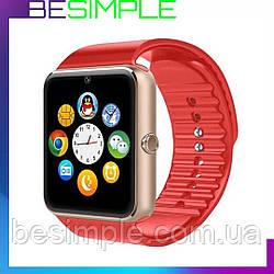 Smart watch GT08 с SIM / Умные наручные часы