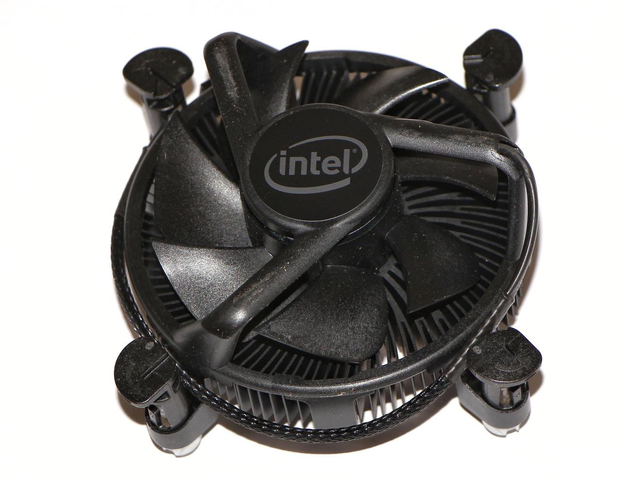 Кулер Intel s1156 s1155 s1150, медь (новый) 95вт