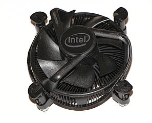 Кулер Intel s1156 s1155 s1150, медь (новый) 95вт, фото 2