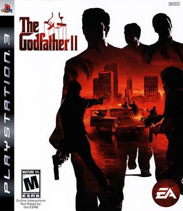 Игра для игровой консоли PlayStation 3, The Godfather 2 (БУ), фото 2