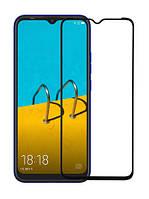 Защитное стекло для TECNO Spark 6 Go (KE5) Полный клей (Захисне скло на Текно)