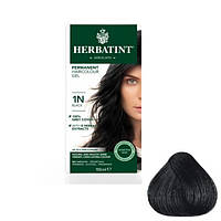 Краска для волос 1N Черный 150 мл HERBATINT