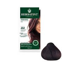 Фарба для волосся 4M Червоне дерево каштан 150 мл HERBATINT