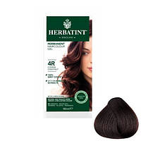 Фарба для волосся 4R Мідний каштан 150 мл HERBATINT