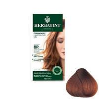 Фарба для волосся 8R Світлий мідний блонд 150 мл HERBATINT