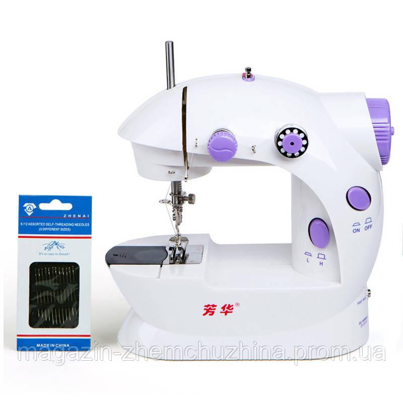Sale! Мини швейная машинка FHSM-202