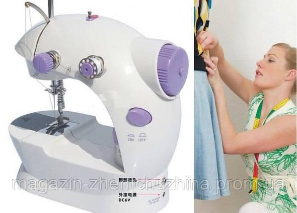 Sale! Мини швейная машинка FHSM-202, фото 2