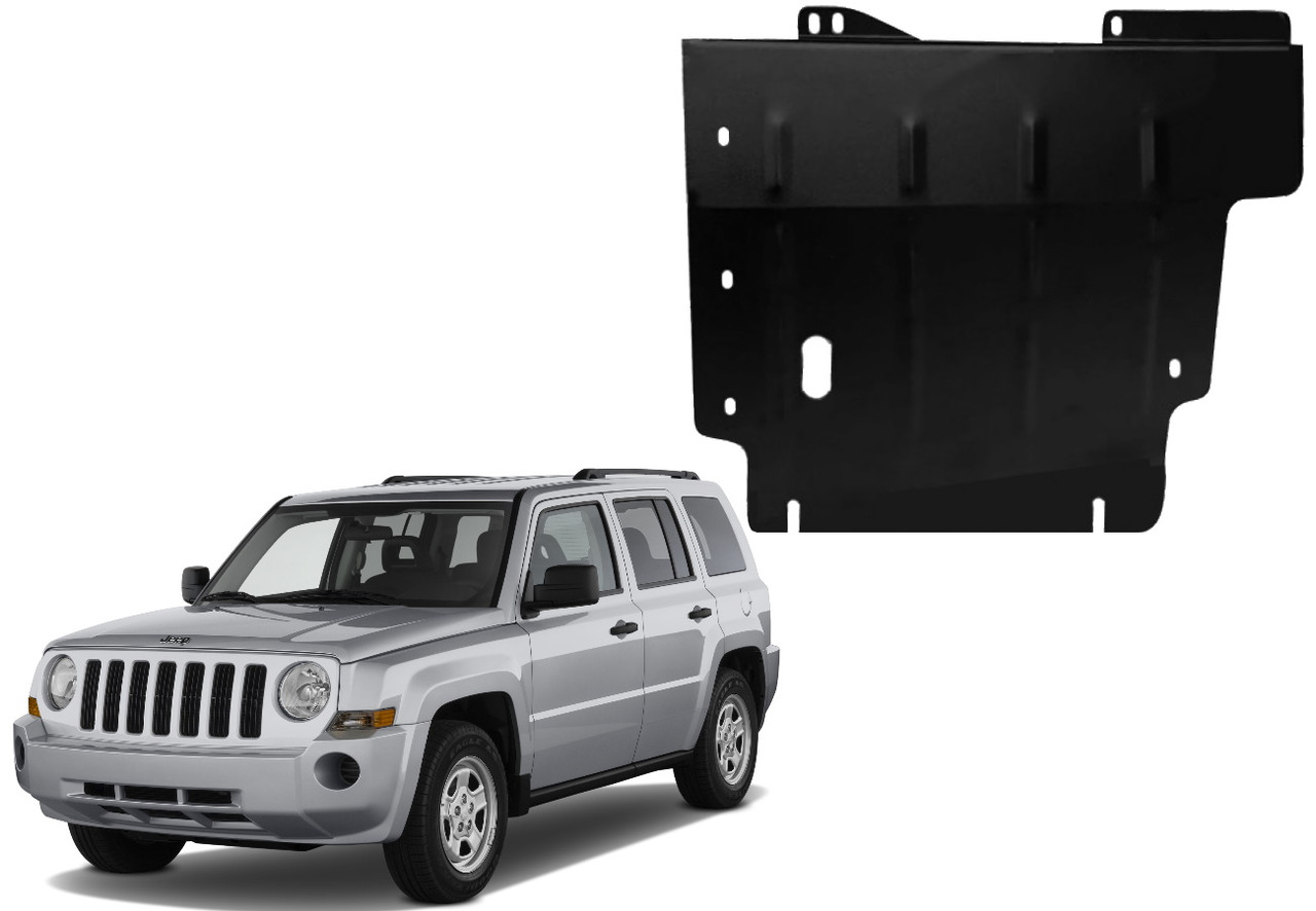 Защита двигателя Jeep Patriot 2006-2017