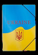 Папка на резинках А4 UKRAINE
