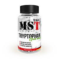 MST Sport Nutrition, Tryptophan 500mg Good Mood, 90 капсул