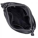 Мужская сумка через плечо GMD Черный, фото 2