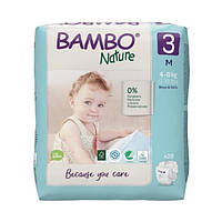 Підгузники Bambo Nature 3 (4-8 кг) 28 шт