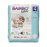 Підгузники Bambo Nature 4 (7-14 кг) 24 шт