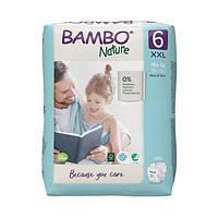 Підгузники Bambo Nature 6 (16+ кг) 20 шт
