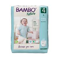 Трусики Bambo Nature Pants 4 (7-14 кг) 20 шт